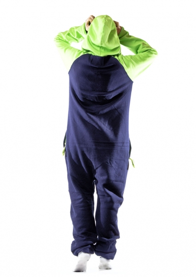 Combo Lime Onesie Back