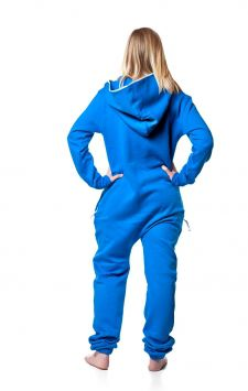Original Blue Onesie Back