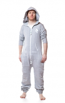 Original Grey Onesie Front