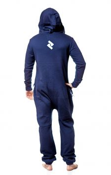 Original Navy Onesie Back